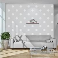 Fotobehang - Vrolijke polka dots