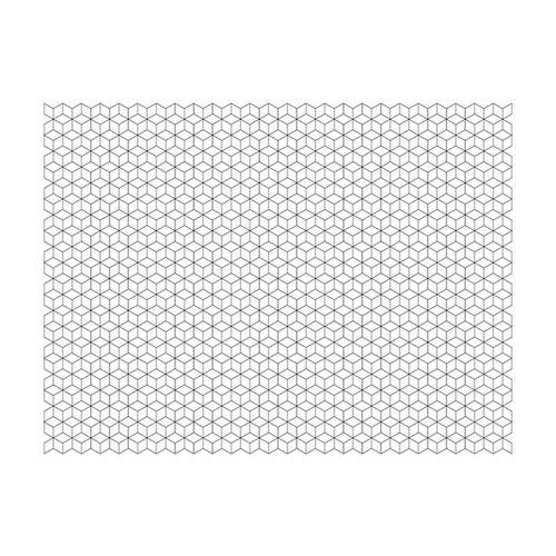 Fotobehang - Cubes - textuur