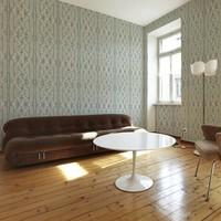 Fotobehang - Witte trui