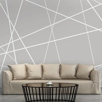 Fotobehang - Modern Cobweb