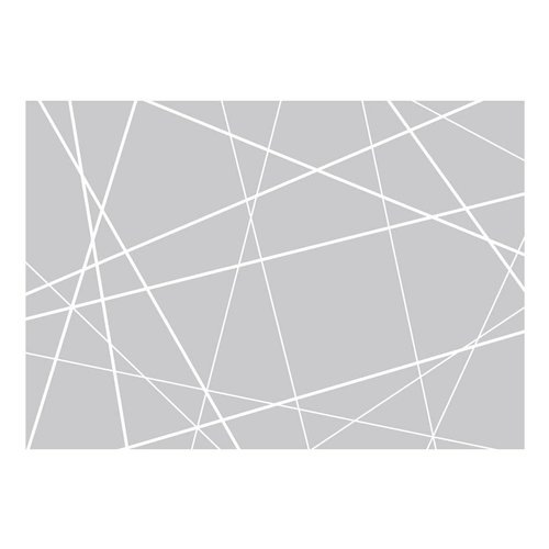 Fotobehang - Modern spinnenweb