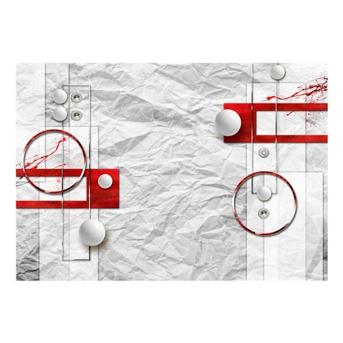 Fotobehang - Abstract papier