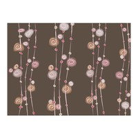 Fotobehang - design: abstractie - rozen