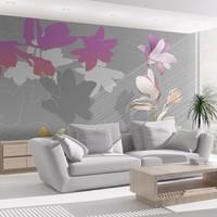 Fotobehang - Pastel magnolia