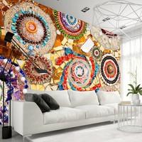 Fotobehang - Moroccan Mosaic