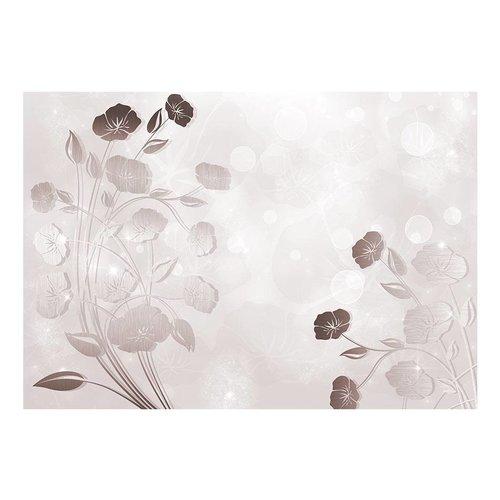 Fotobehang - De aardigheid van bloemen