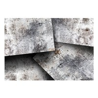 Fotobehang - Betonblokken