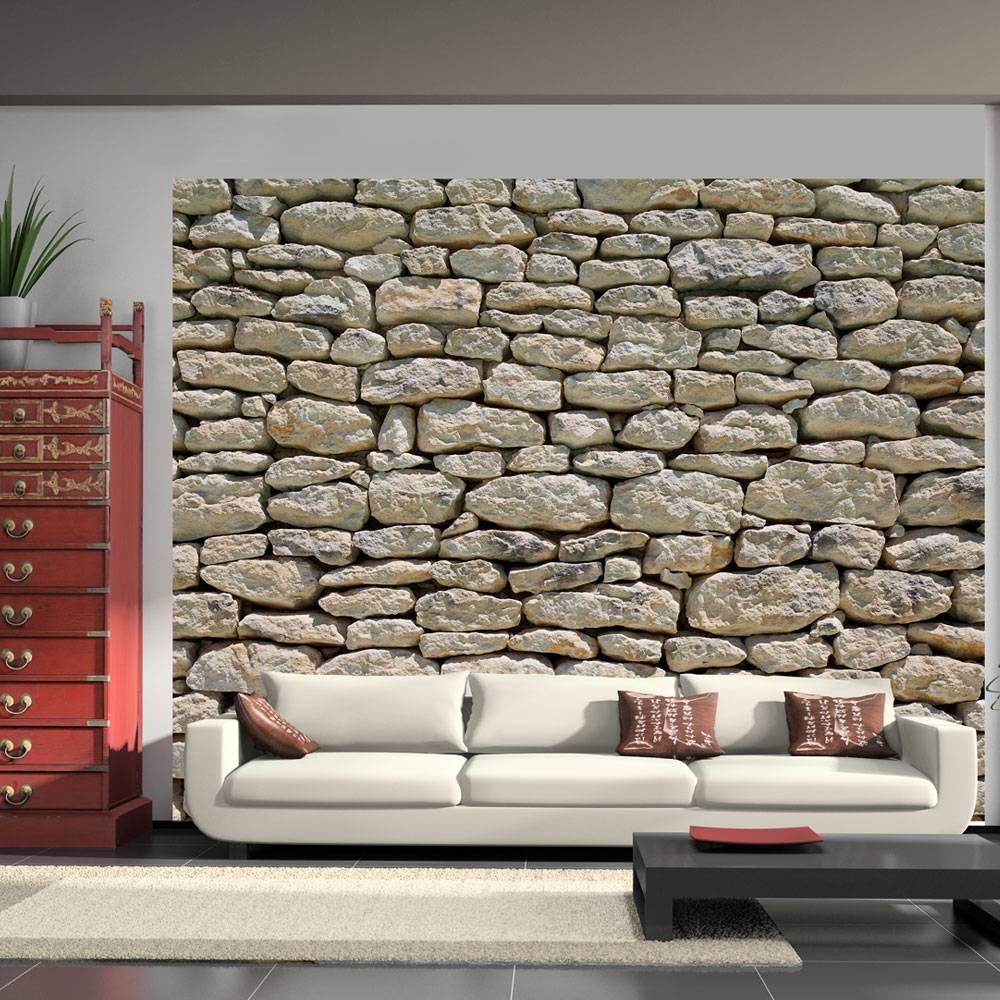 Fotobehang - Provencaalse stenen
