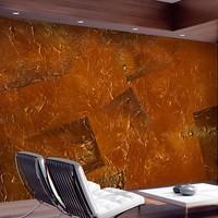 Fotobehang - Golden Magma