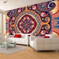 Fotobehang - Exotic mosaic