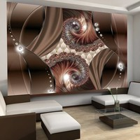 Fotobehang - Cooper shells