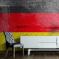 Fotobehang - German flag