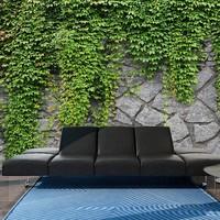 Fotobehang - Green wall