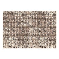 Fotobehang - Brick mosaic