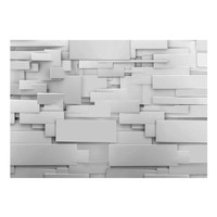 Fotobehang - Abstracte ruimte
