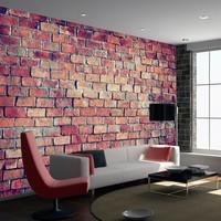 Fotobehang - Brick - puzzle