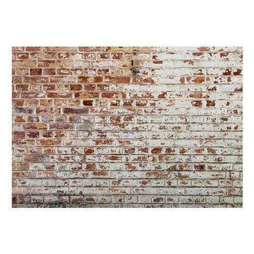 Fotobehang - Muur van herinneringen