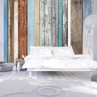 Fotobehang - Colors Arranged