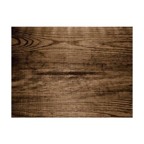 Fotobehang - Massief hout