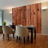 Fotobehang - Imitation - wood