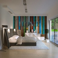 Fotobehang - Home - Thuis