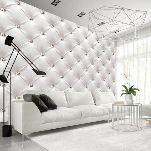 Fotobehang - Elegantie in het wit