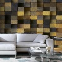 Fotobehang - Wooden cubes