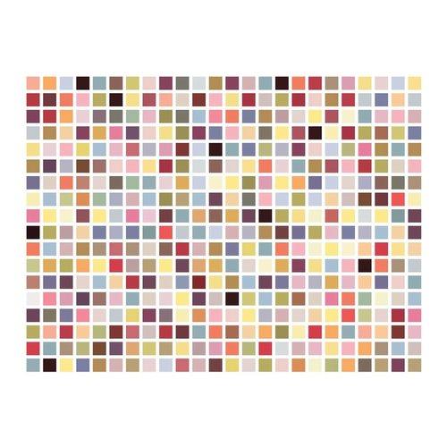 Fotobehang - Mozaïek van kleuren