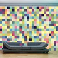 Fotobehang - Millions of colors