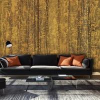 Fotobehang - Gouden kamer