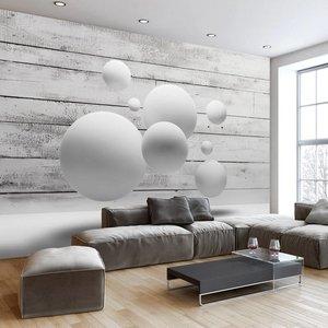 Fotobehang - Balls