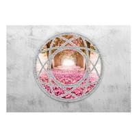 Fotobehang - Enchanted window