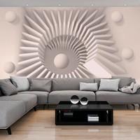 Fotobehang - Sand chamber