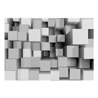Fotobehang - Geometrische puzzel