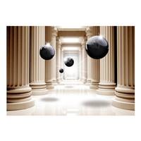 Fotobehang - Columns of Justice