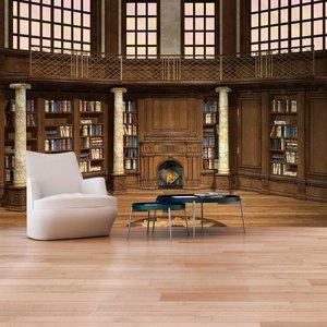 Fotobehang - Library of Dreams