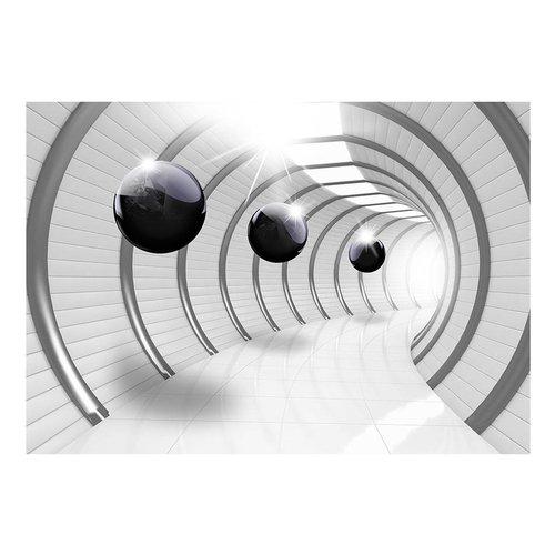 Fotobehang - Futuristische Tunnel