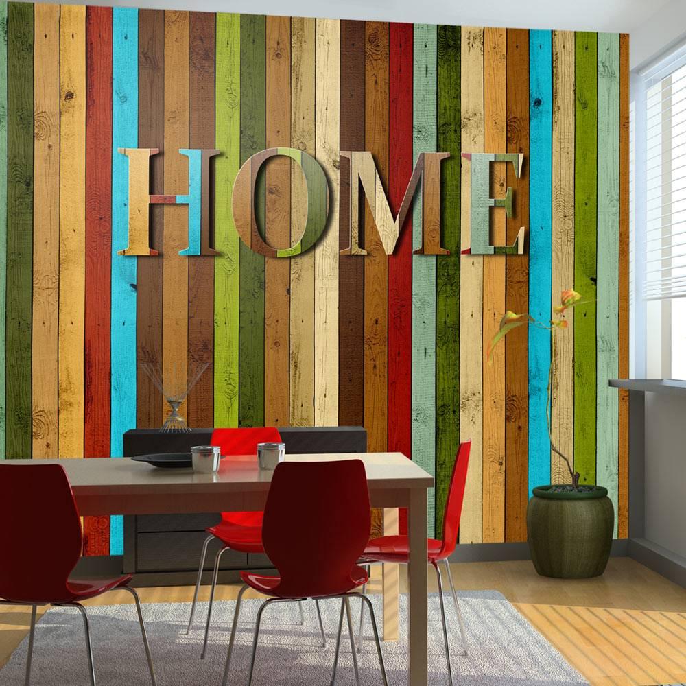 Fotobehang - Home decoratie