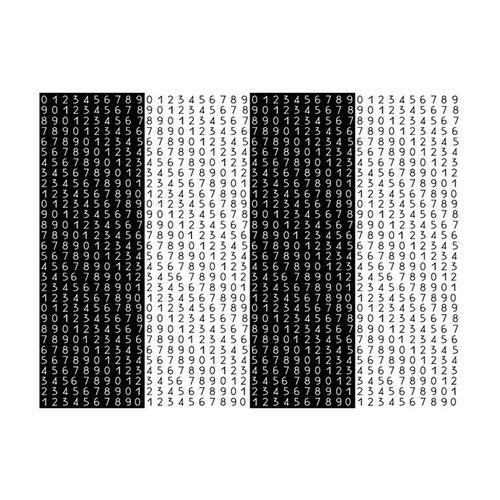 Fotobehang - Eenvoudige boodschap