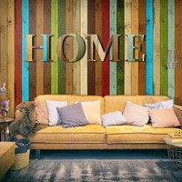 Fotobehang - Home decoration
