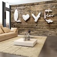 Fotobehang - Verklaring van Love