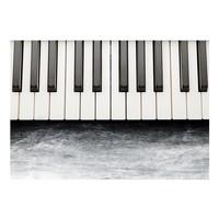 Fotobehang - Geïnspireerd door Chopin - Piano