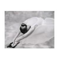 Fotobehang - foto: balletdanseres