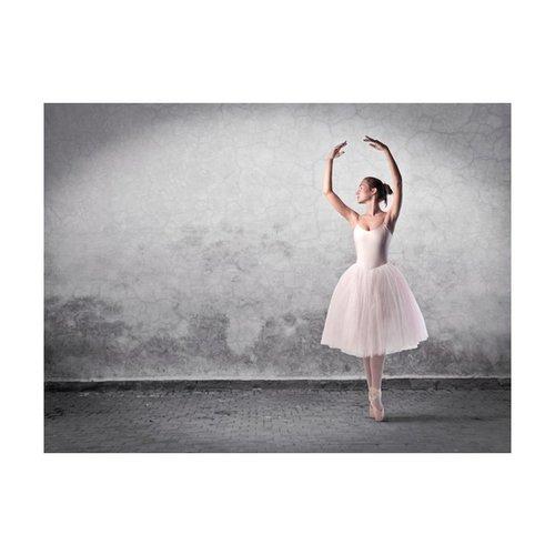 Fotobehang - Ballerina in Degas schilderijen stijl