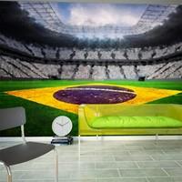 Fotobehang - Brazilian stadium