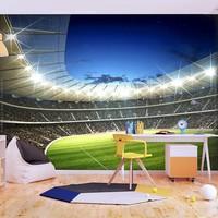 Fotobehang - National stadium