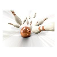 Fotobehang - Bowling