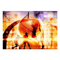 Fotobehang - Basketball