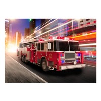 Fotobehang - Fire truck