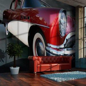 Fotobehang - Amerikaanse  luxe auto, Oldtimer